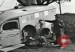 Image of Allied vehicles Anzio Italy, 1944, second 12 stock footage video 65675059384