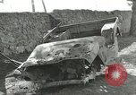 Image of Allied jeep Anzio Italy, 1944, second 6 stock footage video 65675059385