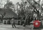 Image of American soldiers Anzio Italy, 1944, second 8 stock footage video 65675059394