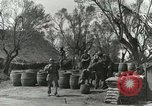 Image of American soldiers Anzio Italy, 1944, second 9 stock footage video 65675059394