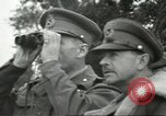 Image of Allied tanks Anzio Italy, 1944, second 9 stock footage video 65675059399