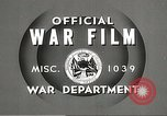 Image of 5th Army soldiers Anzio Italy, 1944, second 5 stock footage video 65675059401