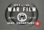Image of 5th Army soldiers Anzio Italy, 1944, second 8 stock footage video 65675059401