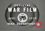 Image of 5th Army soldiers Anzio Italy, 1944, second 9 stock footage video 65675059401