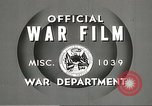 Image of 5th Army soldiers Anzio Italy, 1944, second 11 stock footage video 65675059401