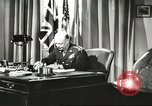Image of General Eisenhower United Kingdom, 1944, second 12 stock footage video 65675059405