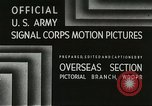 Image of American troops Anzio Italy, 1944, second 1 stock footage video 65675059406
