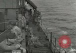 Image of Allied paratroopers Mediterranean Sea, 1944, second 1 stock footage video 65675059416