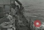 Image of Allied paratroopers Mediterranean Sea, 1944, second 2 stock footage video 65675059416