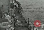 Image of Allied paratroopers Mediterranean Sea, 1944, second 5 stock footage video 65675059416