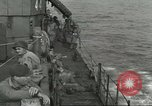 Image of Allied paratroopers Mediterranean Sea, 1944, second 7 stock footage video 65675059416