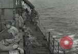 Image of Allied paratroopers Mediterranean Sea, 1944, second 8 stock footage video 65675059416