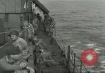 Image of Allied paratroopers Mediterranean Sea, 1944, second 9 stock footage video 65675059416