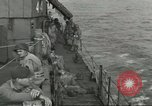 Image of Allied paratroopers Mediterranean Sea, 1944, second 10 stock footage video 65675059416
