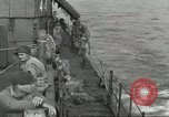 Image of Allied paratroopers Mediterranean Sea, 1944, second 11 stock footage video 65675059416