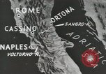 Image of Canadian 1st Infantry Division Ortona Italy, 1944, second 2 stock footage video 65675059425