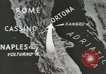 Image of Canadian 1st Infantry Division Ortona Italy, 1944, second 5 stock footage video 65675059425