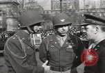 Image of 82nd AirBorne Division homecoming parade New York City USA, 1946, second 6 stock footage video 65675059429