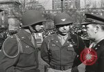 Image of 82nd AirBorne Division homecoming parade New York City USA, 1946, second 7 stock footage video 65675059429
