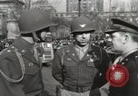 Image of 82nd AirBorne Division homecoming parade New York City USA, 1946, second 11 stock footage video 65675059429