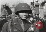 Image of 82nd AirBorne Division homecoming parade New York City USA, 1946, second 12 stock footage video 65675059429