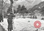 Image of 104th Regiment, 103rd Division Austria, 1945, second 4 stock footage video 65675059431