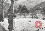Image of 104th Regiment, 103rd Division Austria, 1945, second 5 stock footage video 65675059431