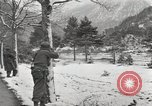 Image of 104th Regiment, 103rd Division Austria, 1945, second 11 stock footage video 65675059431