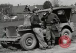 Image of American soldiers Moosburg Germany, 1945, second 6 stock footage video 65675059432