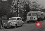 Image of Allied soldiers Moosburg Germany, 1945, second 4 stock footage video 65675059433