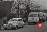 Image of Allied soldiers Moosburg Germany, 1945, second 5 stock footage video 65675059433