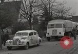 Image of Allied soldiers Moosburg Germany, 1945, second 7 stock footage video 65675059433