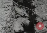 Image of dead German soldier Rome Italy, 1944, second 1 stock footage video 65675059442