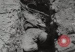 Image of dead German soldier Rome Italy, 1944, second 2 stock footage video 65675059442