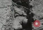 Image of dead German soldier Rome Italy, 1944, second 3 stock footage video 65675059442