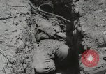 Image of dead German soldier Rome Italy, 1944, second 4 stock footage video 65675059442