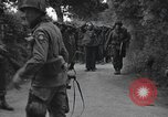 Image of German prisoners Normandy France, 1944, second 10 stock footage video 65675059454