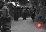 Image of German prisoners Normandy France, 1944, second 11 stock footage video 65675059454