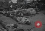 Image of American soldiers English Channel, 1944, second 5 stock footage video 65675059459