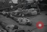 Image of American soldiers English Channel, 1944, second 6 stock footage video 65675059459