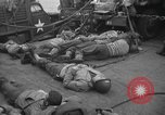 Image of American soldiers English Channel, 1944, second 8 stock footage video 65675059459