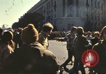 Image of Anti-war march against Vietnam conflict Washington DC USA, 1969, second 12 stock footage video 65675059472