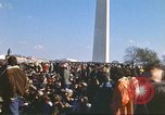 Image of Anti-war march Washington DC USA, 1969, second 9 stock footage video 65675059477