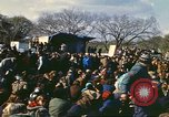Image of Peace protest at Washington monument Washington DC USA, 1969, second 9 stock footage video 65675059478
