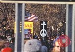 Image of Vietnam War protest march Washington DC USA, 1969, second 3 stock footage video 65675059481