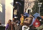 Image of Peace marchers protest Vietnam War Washington DC USA, 1969, second 5 stock footage video 65675059482