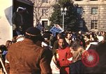 Image of Peace marchers protest Vietnam War Washington DC USA, 1969, second 11 stock footage video 65675059482