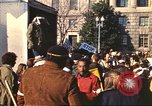 Image of Peace marchers protest Vietnam War Washington DC USA, 1969, second 12 stock footage video 65675059482