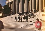 Image of Military members protest Vietnam War Washington DC USA, 1969, second 12 stock footage video 65675059484