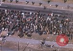 Image of Peace rally against Vietnam War Washington DC USA, 1969, second 11 stock footage video 65675059485